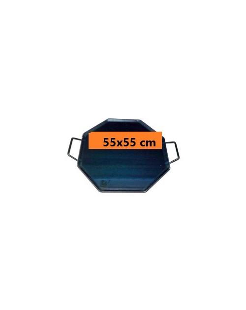 PLANCHA ASAR 55 OCTOGONAL C/ASAS