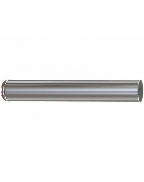 TUBO CHIMENEA ACERO INOX 150MM-1 MT